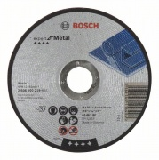 Dělicí kotouč rovný Bosch Expert for Metal - AS 46 S BF, 125 mm, 1,6 mm