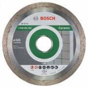 Kotouč dělící diamantový Bosch Standard for Ceramic 125 mm 2608602202