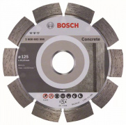 Diamantový dělící kotouč Bosch Expert for Concrete 125mm