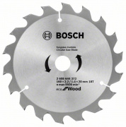 Kotouč pilový Bosch ECO for Wood 160x2,2/1,4x20 2608644372