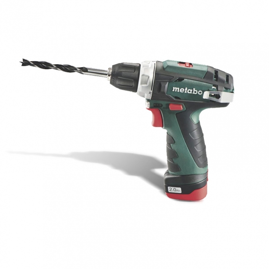 Šroubovák Aku METABO PowerMaxx BS Basic 2014 2x2,0Ah