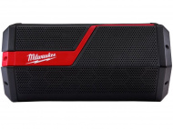 Aku reproduktor Milwaukee Jobsite bluetooth speaker M12-M18JSSP-0 4933459275