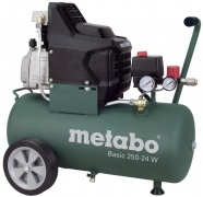 Kompresor olejový Metabo Basic 250-24 W + LPZ4 Set