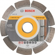 Kotouč dělící diamantový Bosch Standard for Universal 125 mm