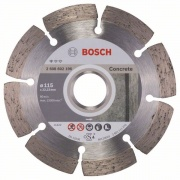 Kotouč dělící diamantový Bosch Standard for Concrete 115 mm