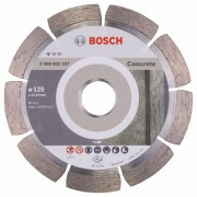 Kotouč dělící diamantový Bosch Standard for Concrete 125 mm 2608602197