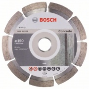 Kotouč dělící diamantový Bosch Standard for Concrete 150 mm