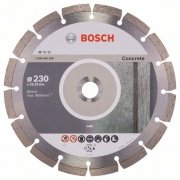 Kotouč dělící diamantový Bosch Standard for Concrete 230 mm