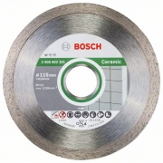 Kotouč dělící diamantový Bosch Standard for Ceramic 115 mm 2608602201