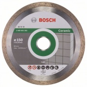 Kotouč dělící diamantový Bosch Standard for Ceramic 150 mm 2608602203