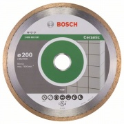 Diamantový dělicí kotouč Bosch Standard for Ceramic 200 mm 2608602537
