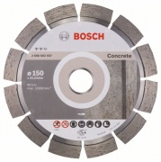 Diamantový dělící kotouč Bosch Expert for Concrete 150 mm