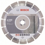 Diamantový dělící kotouč Bosch Expert for Concrete 230 mm