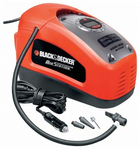 Kompresor Black and Decker ASI300-QS