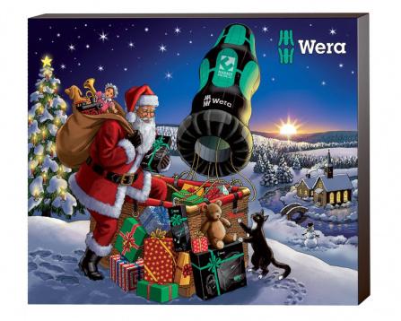 Adventní kalendář Wera 2020